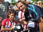 Dion met Rene Eikelkamp