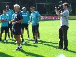 Pers bij PSV